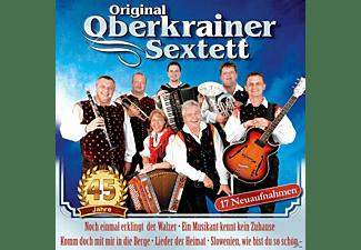 ORG. OBERKRAINER SEXTETT - 45 Jahre  - (CD)