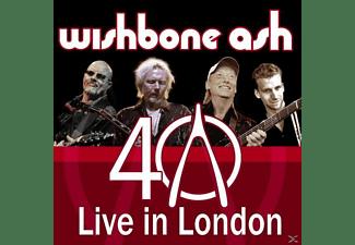 Wishbone Ash - 40th Anniversary Concert-Live In London  - (Vinyl)