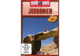 Jordanien (Bonus Sinai) DVD