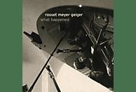 Rosset / Meyer / Geiger - WHAT HAPPENED [Vinyl]