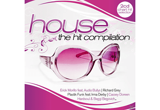 VARIOUS - House: The Hit Compilation  - (CD)