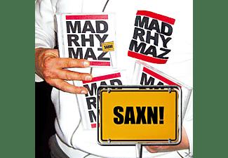Madrhymaz - Saxn  - (Maxi Single CD)
