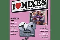 VARIOUS - I Love Mixes Vol.4 [CD]