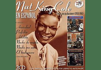 Nat King Cole - Todas Sus Grabaciones En Español 1958-1961  - (CD)