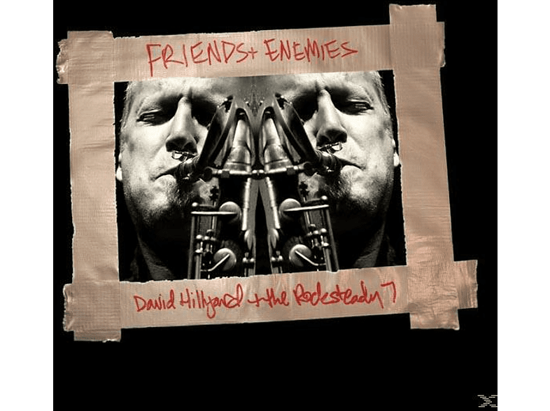David Hillyard And The Rocksteady 7 - Friends & Enemies [Vinyl]