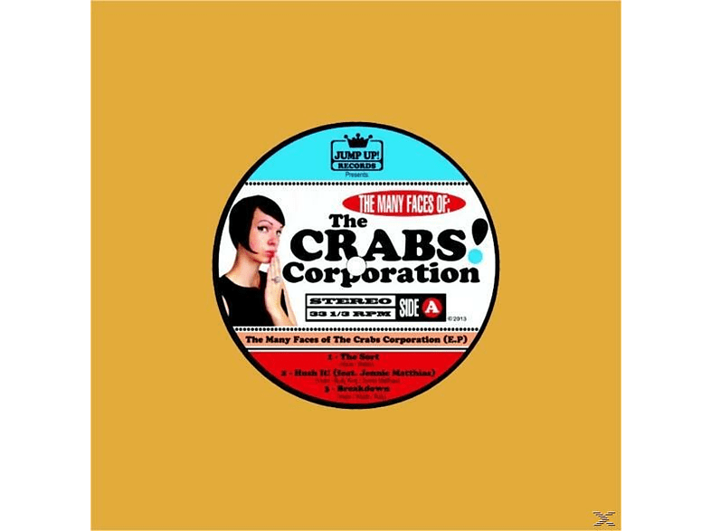 The Crabs Corporation - The Many Faces Of [EP (analog)]