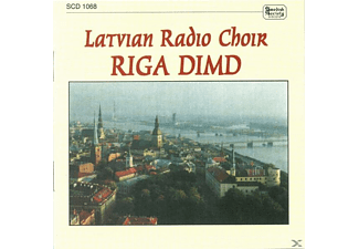 Sigvards Klava, Latvian Radio Choir - Riga Dimd - (CD)