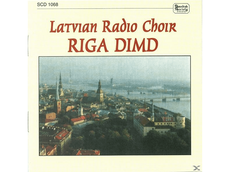 Sigvards Klava, Latvian Radio Choir - Riga Dimd [CD]
