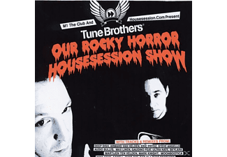 Tune Brothers - Our Rocky Horror Housesession Show  - (CD)