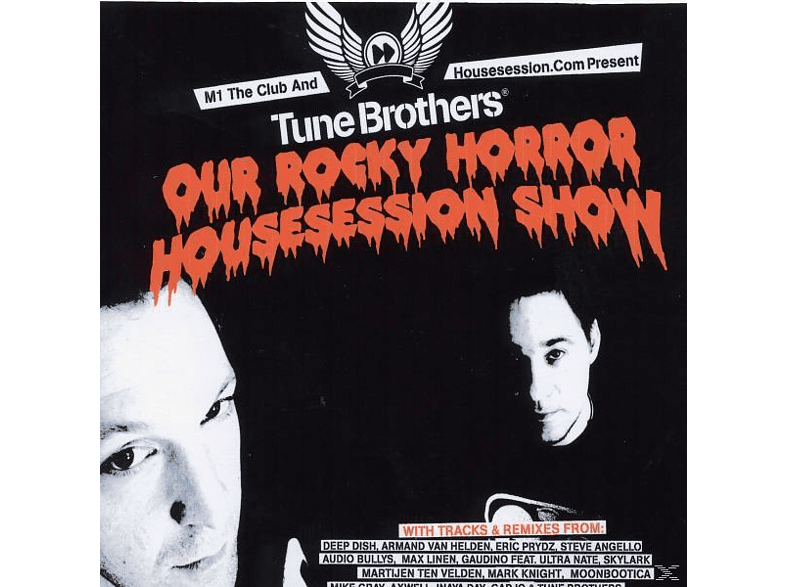 Tune Brothers - Our Rocky Horror Housesession Show [CD]