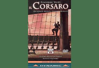 VARIOUS - Il Corsaro  - (DVD)