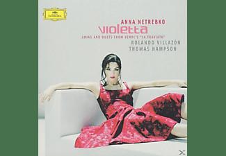 Anna Netrebko - Violetta (180g)  - (Vinyl)