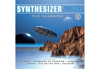 VARIOUS - Synthesizer Masters Vol.2  - (CD)