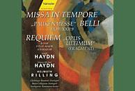 Gächinger Kantorei Stuttgart, Stuttgarter Kammerorchester, Bach Collegium Stuttgart - Missa In Tempore Belli / Requiem [CD]