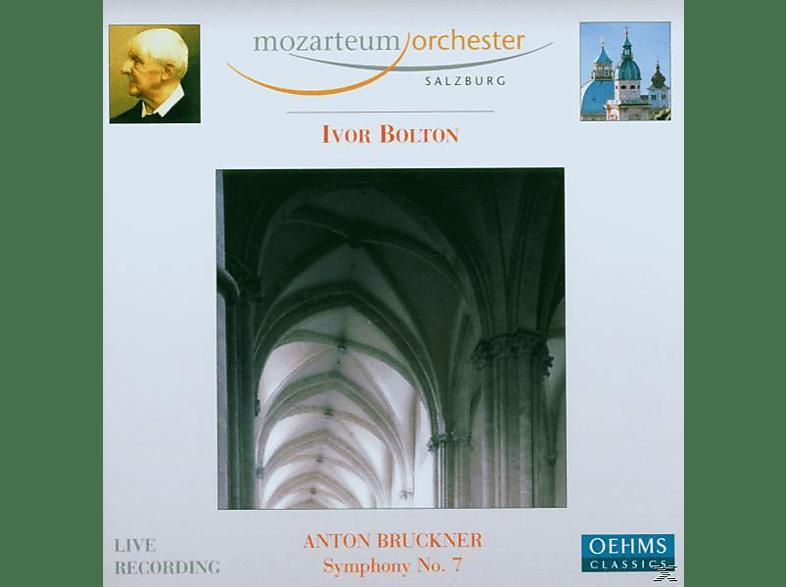 Mozarteum Orchestra Salzburg - Sinfonie 7 [CD]