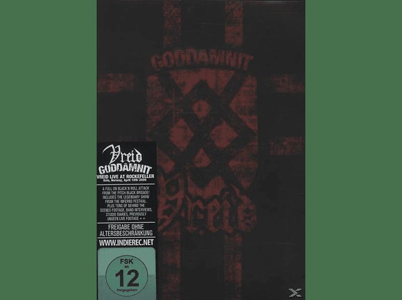 Vreid - Vreid Goddamnit [DVD]