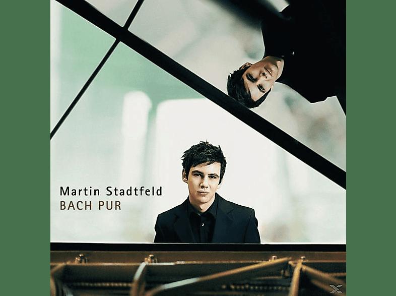 Martin Stadtfeld - Bach Pur [CD + Bonus Maxi Single CD]