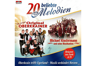 Klostermann Michael - 20 beliebte Melodien  - (CD)