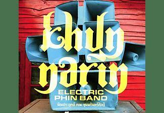 Khun Narin - Khun Narin's Electric Phin Band  - (CD)
