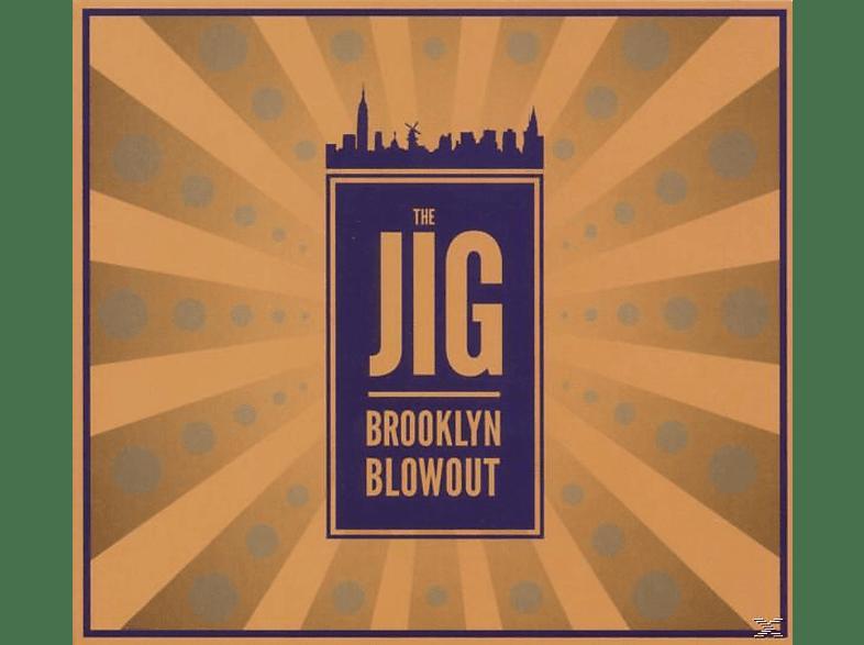 Jig - brooklyn blowout [CD]