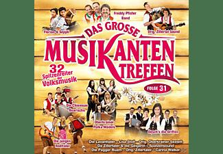 VARIOUS - Das grosse Musikantentreffen,Folge 31  - (CD)