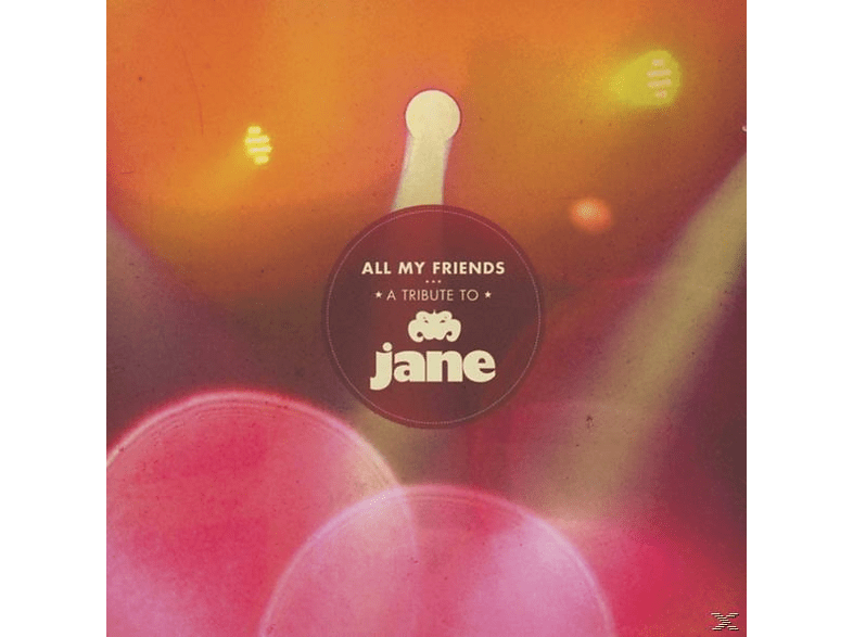 VARIOUS - Jane, A Tribute To (All My Friends) [CD]