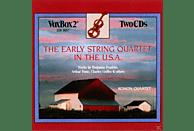 Kohon Quartet - Das frühe Streichquartett in den USA [CD]