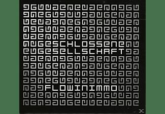 Flowin Immo - Geschlossene Gesellschaft  - (CD)