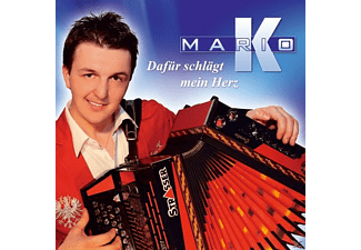 Mario K. - Dafür schlägt mein Herz  - (CD)