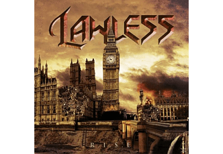 The Lawless - R.I.S.E.  - (CD)