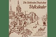 VARIOUS - Die Schönsten Deutschen Volkslieder [CD]
