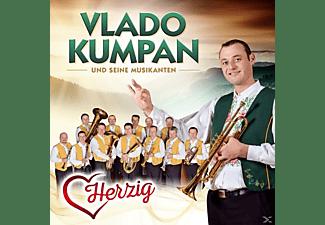 Vlado Und Seine Musikanten Kumpan - Herzig  - (CD)