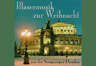 Semper Brass Dresden - Bläsermusik Zur Weihnacht  - (CD)