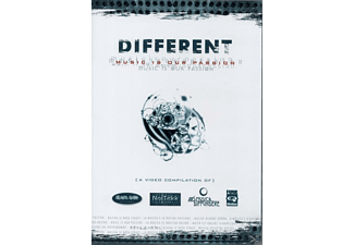 VARIOUS - Different  - (DVD)