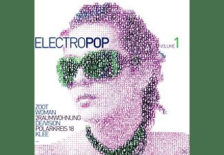 VARIOUS - Electro Pop Vol.1  - (CD)