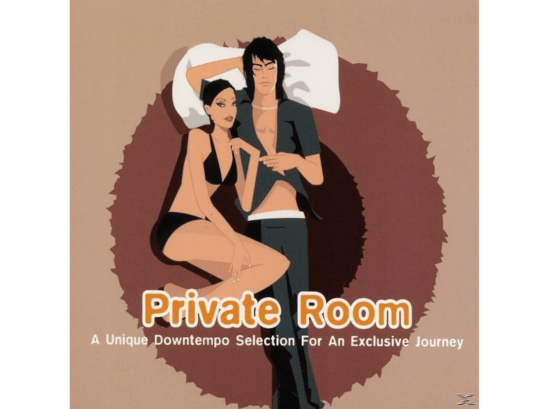 VARIOUS - private room-a unique downtempo select [CD]