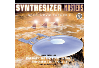 VARIOUS - Synthesizer Masters Vol.5  - (CD)