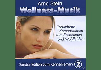 Arndt Stein - Wellnessmusik (Sonderedition) 2  - (CD)
