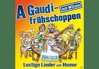 VARIOUS - A Gaudifrühschoppen  - (CD)