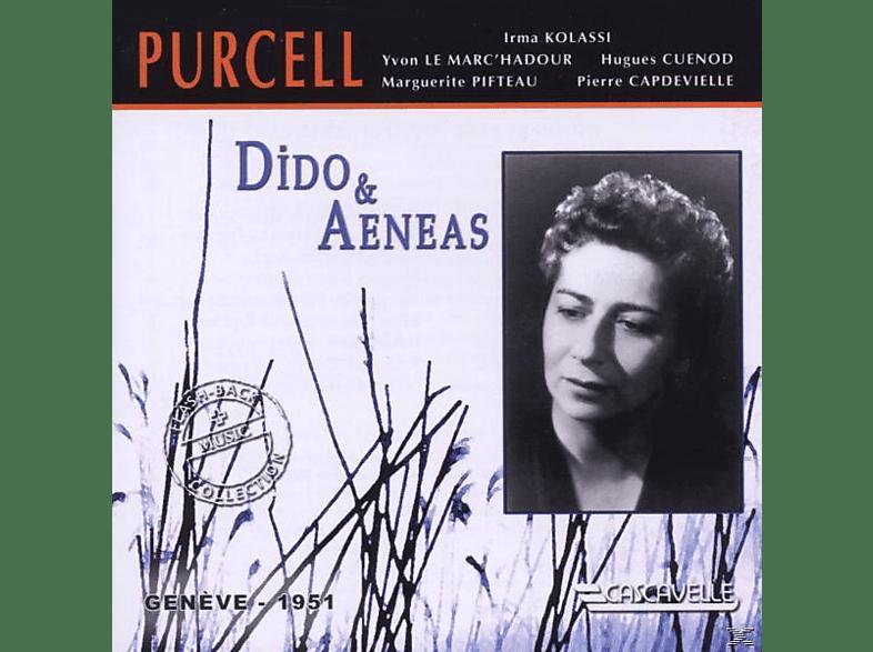 Kolassi,Irma/Le Marc'Hadour,Yvon - Dido And Aeneas (GA) [CD]