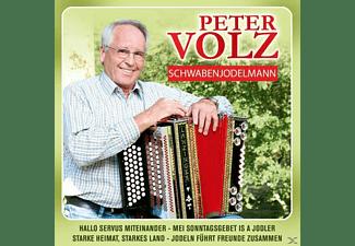 Peter Volz - Schwabenjodelmann  - (CD)