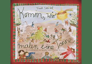 Frank Schöbel - Komm wir malen eine Tanne  - (CD)