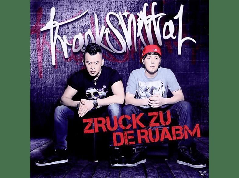 Trackshittaz - Zruck Zu De Ruabm [CD]