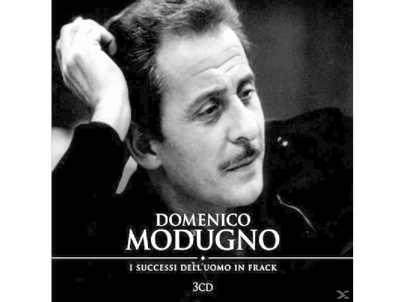 Domenico Modugno - I Successi Dell'uomo In Frack [CD]