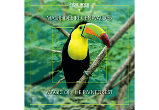 Sayata - Magie Des Regenwaldes/Magic Of The Rainforest  - (CD)