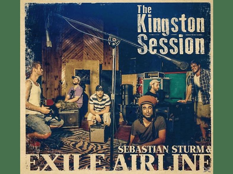 Sebastian Sturm - The Kingston Session [CD]