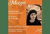 Meyer/Brown/Norwegisches Kammerorchester - Klavierkonzerte Nrn.9 Und 23 [CD]