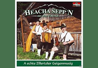 Heacha Sepp'n - A Echte Zillertaler Geigenmusi  - (CD)