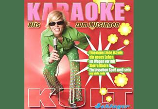 VARIOUS - Karaoke Kult Schlager  - (CD)