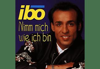 Ibo - Nimm Mich Wie Ich Bin  - (CD)